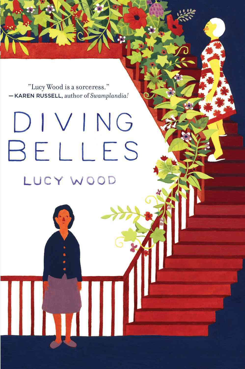 Diving Belles By Wood, Lucy