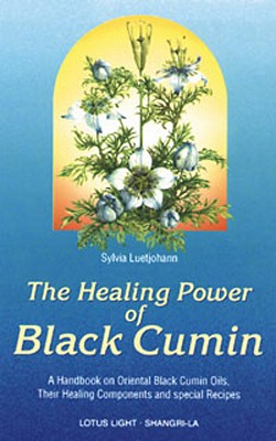 Healing Power of Black Cumin By Luetjohann, Sylvia/ Grimm, Christine M. (TRN)